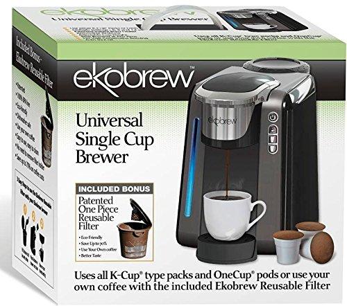 Ekobrew Universal Single Cup Brewer