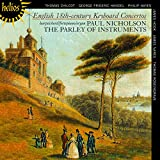 English 18th-Century Keyboard Concertos