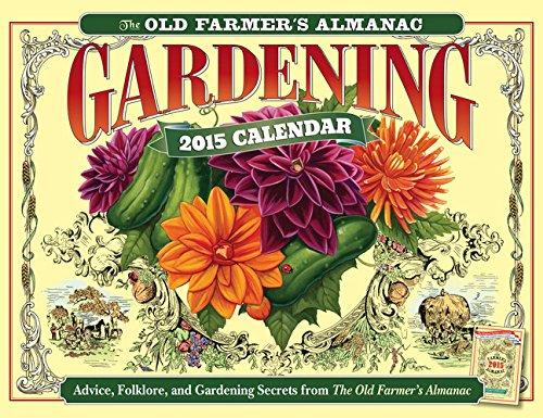 Details of the old farmer s almanac 2015 gardening calendar