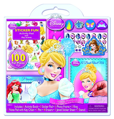 Bendon Disney Princess Activity Set (100-Piece) - 1