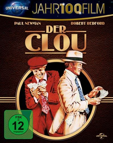 Der Clou - Jahr100Film [Blu-ray]