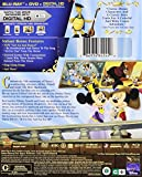 Mickey, Donald, Goofy: The Three Musketeers [Blu-ray]