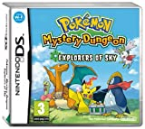 Pokémon Mystery Dungeon: Explorers of Sky (Nintendo DS)
