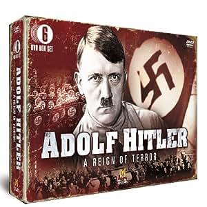Adolf Hitler: A Reign of Terror (6 Disc Box Set) [DVD]