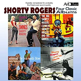 Shorty Rogers And His Giants: Pirouette