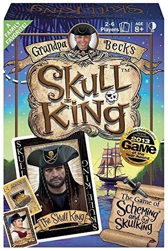 Grandpa Beck's Skull King