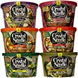 Crystal Noodle No MSG Noodle Variety Pack, 6 Count