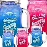 Custom-Engraved-Glasses-by-StockingFactory Retro Personalized Mason Jars Drinking Mugs