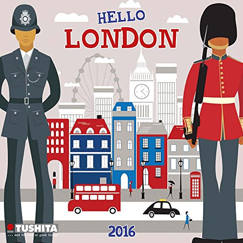 Hello London 2016 Mini Calendar (Mini Calendars)