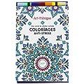 Art-th�rapie : Mon carnet de cr�ation nomade: Coloriages anti-stress
