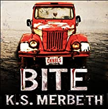 Bite Audiobook by K. S. Merbeth Narrated by Stephanie Willis