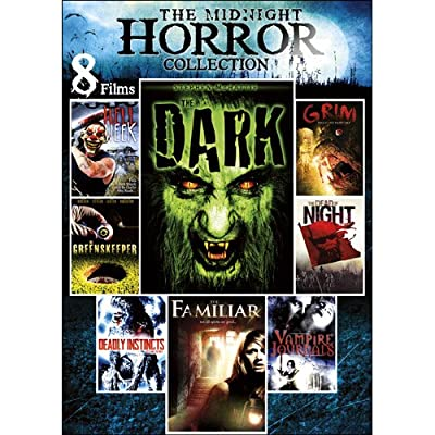 The Midnight Horror Collection V.15
