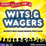 Wits & Wagers Brainless Trivia Game