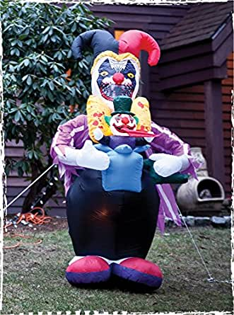 Hot Sale Party Favors Giant Inflatable Halloween Evil ... |Halloween Clown Inflatables