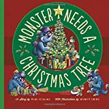 img - for Monster Needs a Christmas Tree (Monster & Me) book / textbook / text book