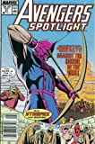 img - for Avengers Spotlight #21 : Featuring Hawkeye and Starfox (Marvel Comics) book / textbook / text book