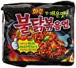 New Samyang Ramen / Spicy Chicken Roasted Noodles, 4.93 oz (Pack of 5)