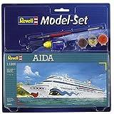 Revell 65805 - Modellbausatz Model Set AIDA im MaÃstab 1:1200