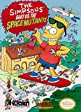 The Simpsons - Bart Vs The Space Mutants - NES - PAL