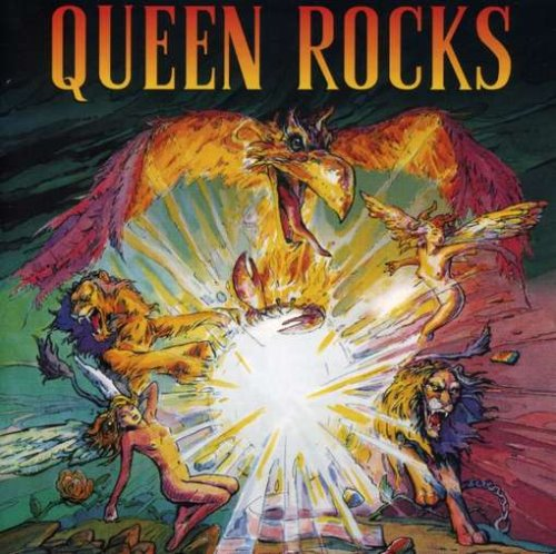 Queen Rocks artwork