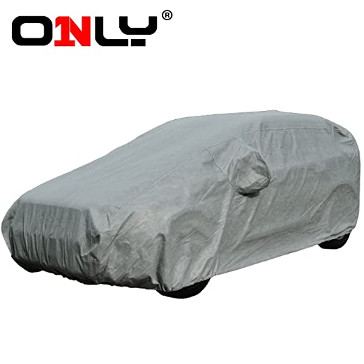 ONLY® Innovative Car Cover - Completed Within a Minute, Waterproof, Breathable Series SL for Hatchb