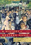 img - for A History of Western Music (Ninth Edition) book / textbook / text book