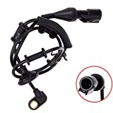 AUTEX ABS Wheel Speed Sensor Rear Left/Right 2L1Z2C204BB ALS533 compatible with Ford Expedition 2003-2006/Lincoln Navigator 2003-2006