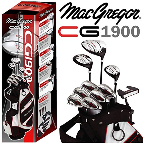 50-OFF-MACGREGOR-CG-1900-HIGH-LAUNCH-MENS-COMPLETE-GOLF-SET-STAND-BAG