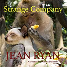 Strange Company Audiobook by Jean Ryan Narrated by Nikiya Palombi