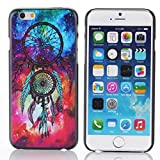 Suppion Brand New Ultrathin Colorful Dream Catcher Hard Back Case Cover for Iphone 6 Plus