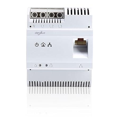 Adaptateur CPL - Devolo dLAN 200 AVpro DINrail - Adaptateur CPL 200 Mbps à intégrer dans le tableau électrique