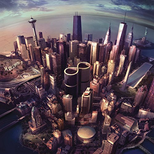 Original album cover of Sonic Highways by Foo Fighters