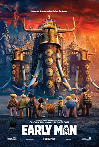Blu-ray : Early Man (With DVD, 2 Pack, Widescreen, Digital Theater System, Subtitled)