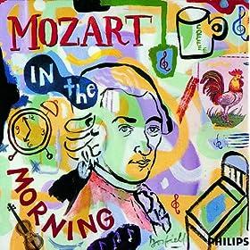 Mozart: Flute Concerto No.1 in G, K.313 - Cadenza: Irena Grafenauer - 3. Rondo (Tempo di menuetto)