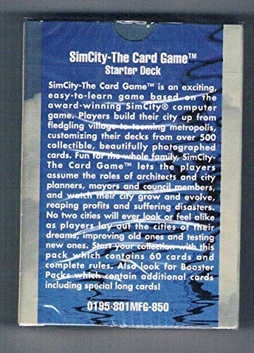 "SIM City ""The Card Game"" - 1"
