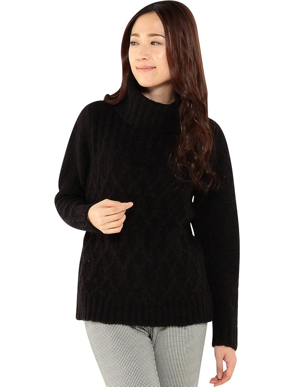 Amazon.co.jp: (ジボール)GIVORS オフタートルケーブル切替プルオーバー: 服&ファッション小物通販