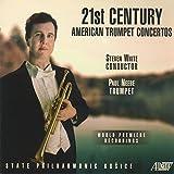 21st Century American Trumpet Concertos Cioffari