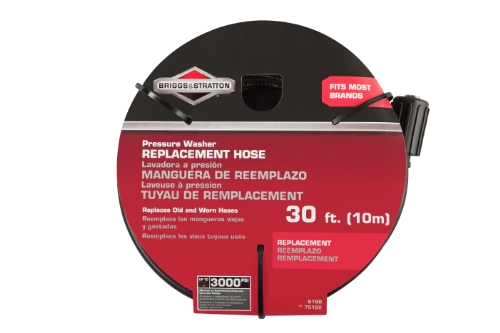 Briggs & Stratton 6188 Pressure Washer Replacement Hose, 30-Feet