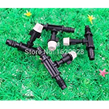 """Generic Fountain 10pcs/lot Misting Sprinklers With 3/8"""" Single Barbed Connector Micro Sprinkler Irrigation Cooling..."""