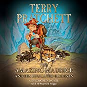 The Amazing Maurice and his Educated Rodents: Discworld Book 28, (Discworld Childrens Book 1) | Terry Pratchett