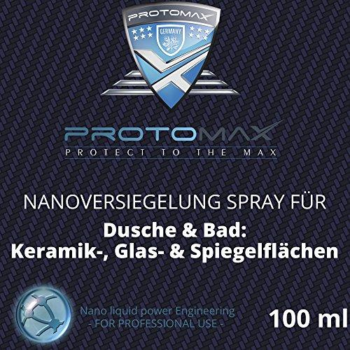 proto-max-nano-sigillante-spray-superfici-in-vetro-per-bagno-doccia-specchio-lavabo-20-ml-100-ml-100