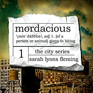Mordacious Hörbuch