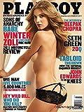 Playboy Magazine,  March 2011