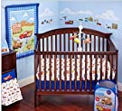 Disney - Cars Radiator Springs 3-piece Crib Bedding Set