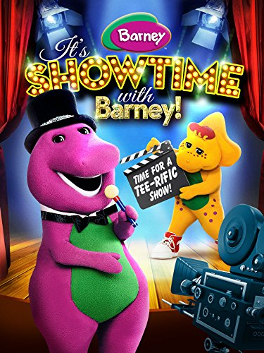 Barney: It's Showtime with Barney! - Fred Holmes