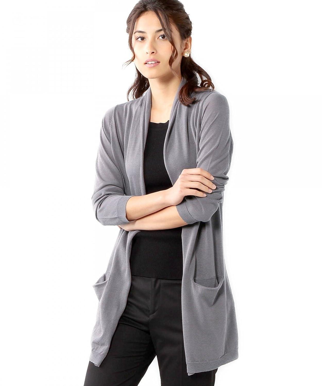 Amazon.co.jp: (ジュエルチェンジズ) Jewel Changes JOC C/PE ラップ L C/D 66151360115 15 MD.Gray フリー: 服&ファッション小物通販