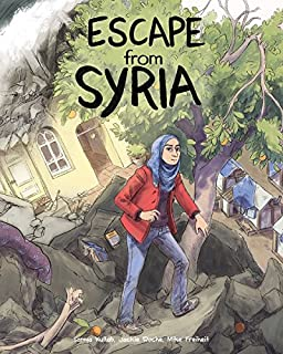 Book Cover: Escape from Syria