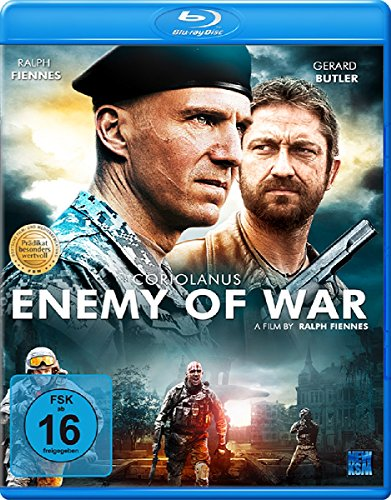 Coriolanus - Enemy of War [Blu-ray]