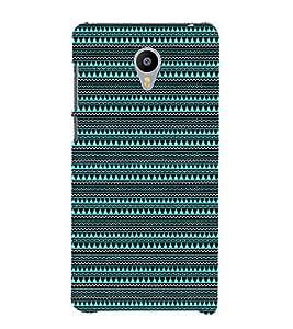 EPICCASE blue carnival Mobile Back Case Cover For Meizu M2 (Designer Case)