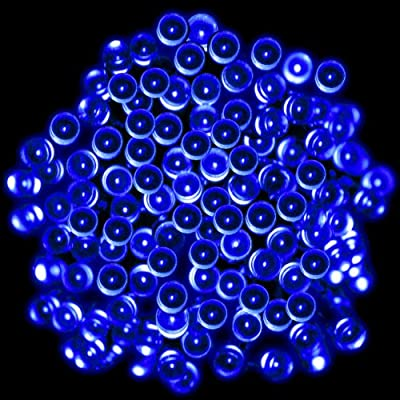 PMS 100 200 300 400 500 LED Solar Fairy String Lights Waterproof for Outdoor, Garden, Christmas Party Decoration